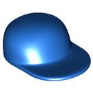 LEGO Blue Cap with Long Flat Bill (4485)