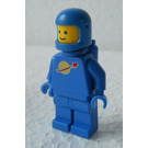 LEGO Blue Classic Space astronaut Minifigure