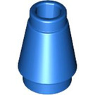 LEGO Blue Cone 1 x 1 with Top Groove (59900)