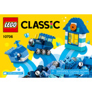 LEGO Blue Creative Box Set 10706 Instructions
