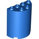 LEGO Blue Cylinder 2 x 4 x 4 (6218 / 20430)