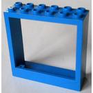 LEGO Blue Door Frame 2 x 6 x 5