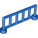 LEGO Blue Duplo Fence 1 x 6 x 2 with 6 Slats (12602)