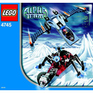 LEGO Blue Eagle vs. Snow Crawler Set 4745