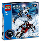 LEGO Blue Eagle vs. Snow Crawler Set 4745 Packaging