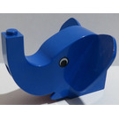 LEGO Blue Elephant Head (82248)
