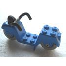 LEGO Blue Fabuland Motorcycle