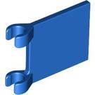 LEGO Blue Flag 2 x 2 (2335 / 11055)