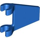 LEGO Blue Flag 2 x 2 Trapezoid (44676)