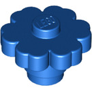 LEGO Blue Flower 2 x 2 with Solid Stud with Solid Stud (98262)