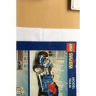 LEGO Blue Fury Set 5541 Instructions