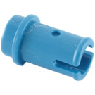 LEGO Blue Half Pin with Stud (4274)