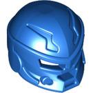 LEGO Blue Hero Factory Minifig Robot Head (Helmet) (15350)