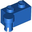LEGO Blue Hinge Brick 1 x 4 Top (3830)