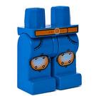LEGO Blue  Island Xtreme Stunts Legs