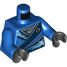 LEGO Blue Jay Minifig Torso (76382)