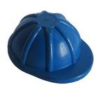LEGO Bleu Minifig Construction Helmet (3833)