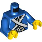 LEGO Blue Minifig Torso (76382)