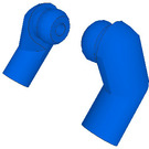 LEGO Minifigure Arms (Left and Right Pair)
