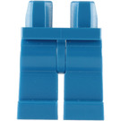 LEGO Blue Minifigure Hips and Legs (73200 / 88584)