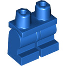 LEGO Blue Minifigure Medium Legs (37364)