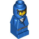 LEGO Blue Orient Bazaar Microfigure