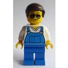 LEGO Blue Overalls Minifigure