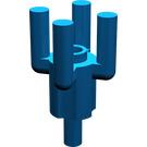 LEGO Blue Plant Tree Palm Top (2566)