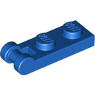 LEGO Blue Plate 1 x 2 with Handle (Closed Ends) (60478)