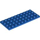 LEGO Blue Plate 4 x 10 (3030)