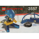 LEGO Blue Player and Goal Set 3557