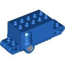LEGO Blue Pullback Motor 4 x 8 x 2.33 (47715 / 49197)