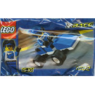 LEGO Blue Racer Set 1282