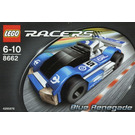 LEGO Blue Renegade Set 8662