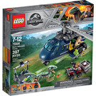 LEGO Blue's Helicopter Pursuit Set 75928 Packaging