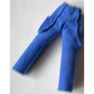 LEGO Blue Scala Clothes Female Trousers with Pockets