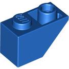 LEGO Blue Slope 1 x 2 (45°) Inverted (3665)