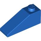 LEGO Blue Slope 1 x 3 (25°) (4286)