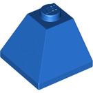 LEGO Blue Slope 2 x 2 (45°) (3045)
