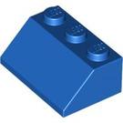 LEGO Blue Slope 2 x 3 (45°) (3038)