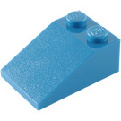 LEGO Slope 25° (33) 2 x 3 with Rough Surface (3298)