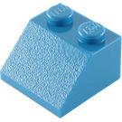 LEGO Blue Slope 45° 2 x 2 (3039)