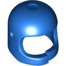 LEGO Blue Space Helmet with Broken Chinstrap (16599)