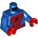 LEGO Blue Spider-Man Torso (76382 / 88585)