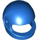 LEGO Blue Standard Helmet (2446 / 30124 / 88415)