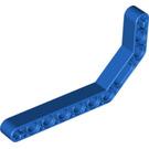 LEGO Blue Technic Beam 3 x 3.8 x 7 Beam Bent 45 Double (32009)