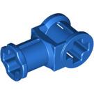 LEGO Blue Technic Through Axle Connector with Bushing (32039 / 42135)