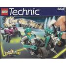 LEGO Blue Thunder vs. The Stinger Set 8233