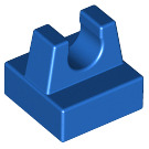 LEGO Tile 1 x 1 with Clip (No Cut in Center) (2555 / 12825)