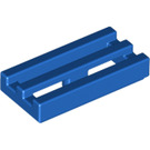 LEGO Tile 1 x 2 Grille (with Bottom Groove) (2412 / 30244)